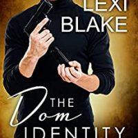 Leigh's review & release blitz ~ The Dom Identity by Lexi Blake