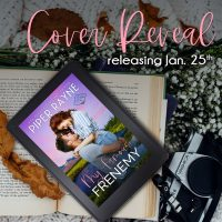 Cover reveal ~ My Famous Frenemy by Piper Rayne