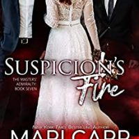 Kitty's review ~ Suspicion's Fire by Mari Carr & Lila Dubois