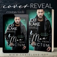 Cover reveal ~ The Man from Sanctum by Lexi Blake